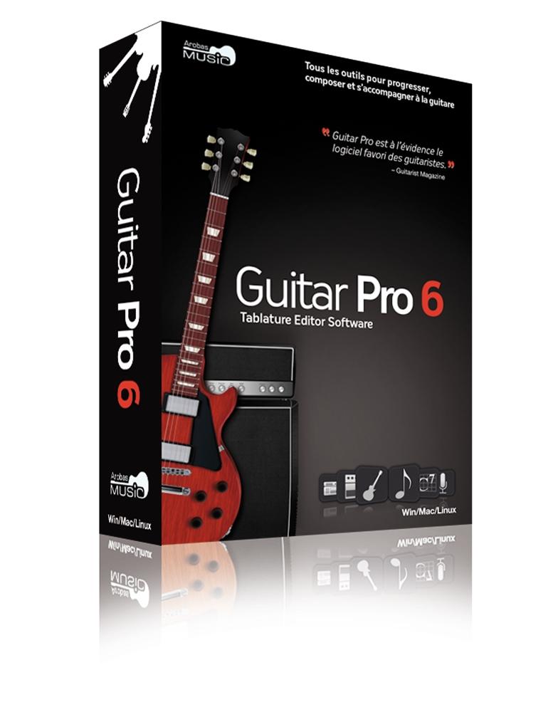Скачать Arobas Guitar Pro 6.0.7.9063 (Rus/2010). Guitar Pro 6 -