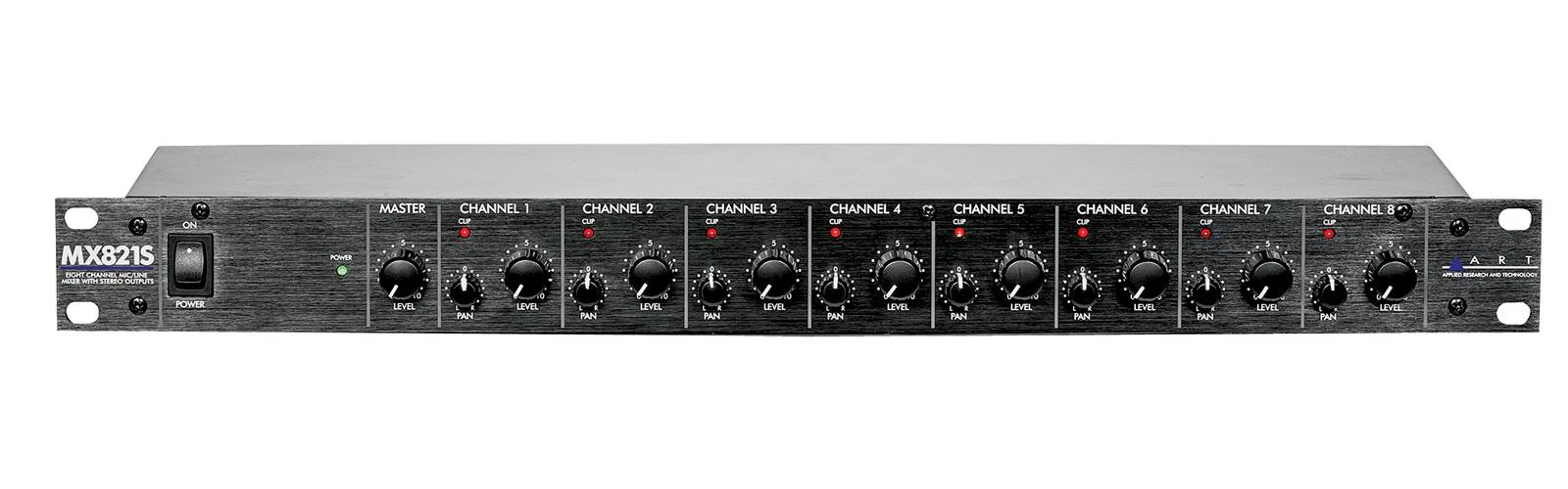 Art Pro Audio Mx821s