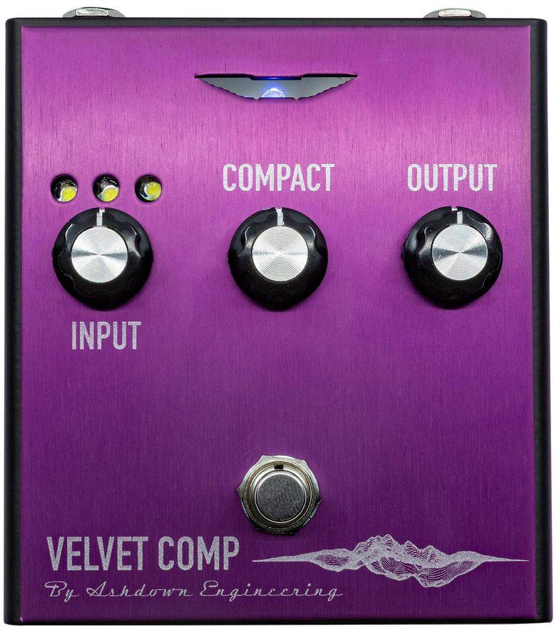 Ashdown Velvet Compressor