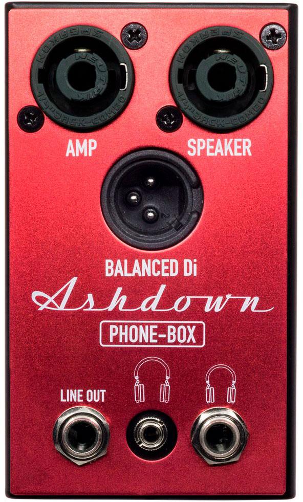 Ashdown Phone Box