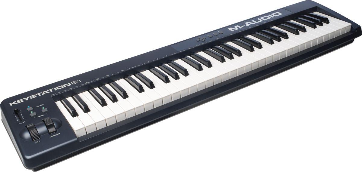 Image Keystation61ii  Clavier Maitre Usb Midi 61 Notes