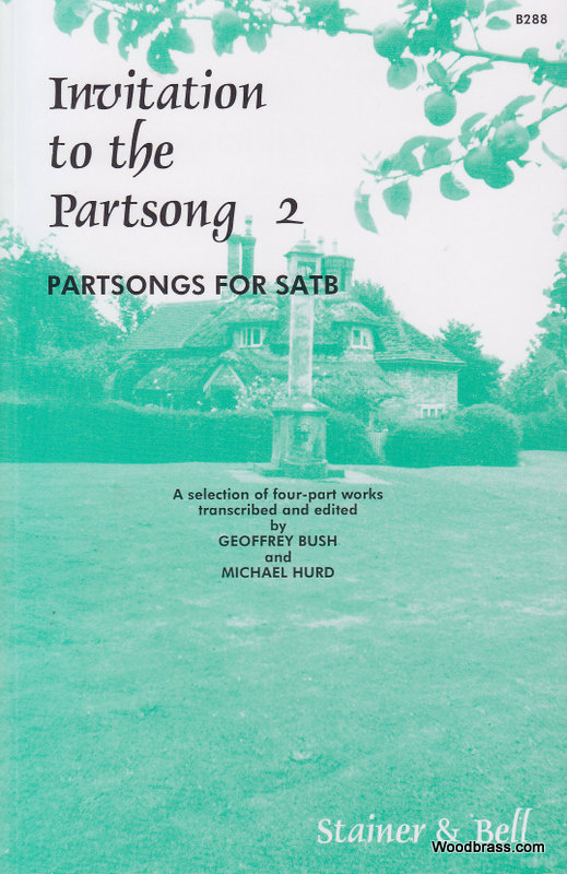 INVITATION TO THE PARTSONG VOL.2