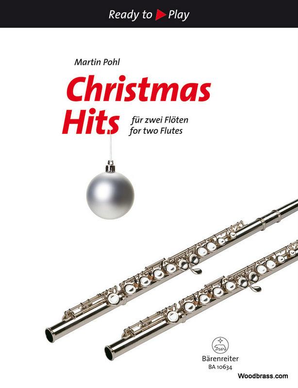 Christmas Hits - 2 Flutes