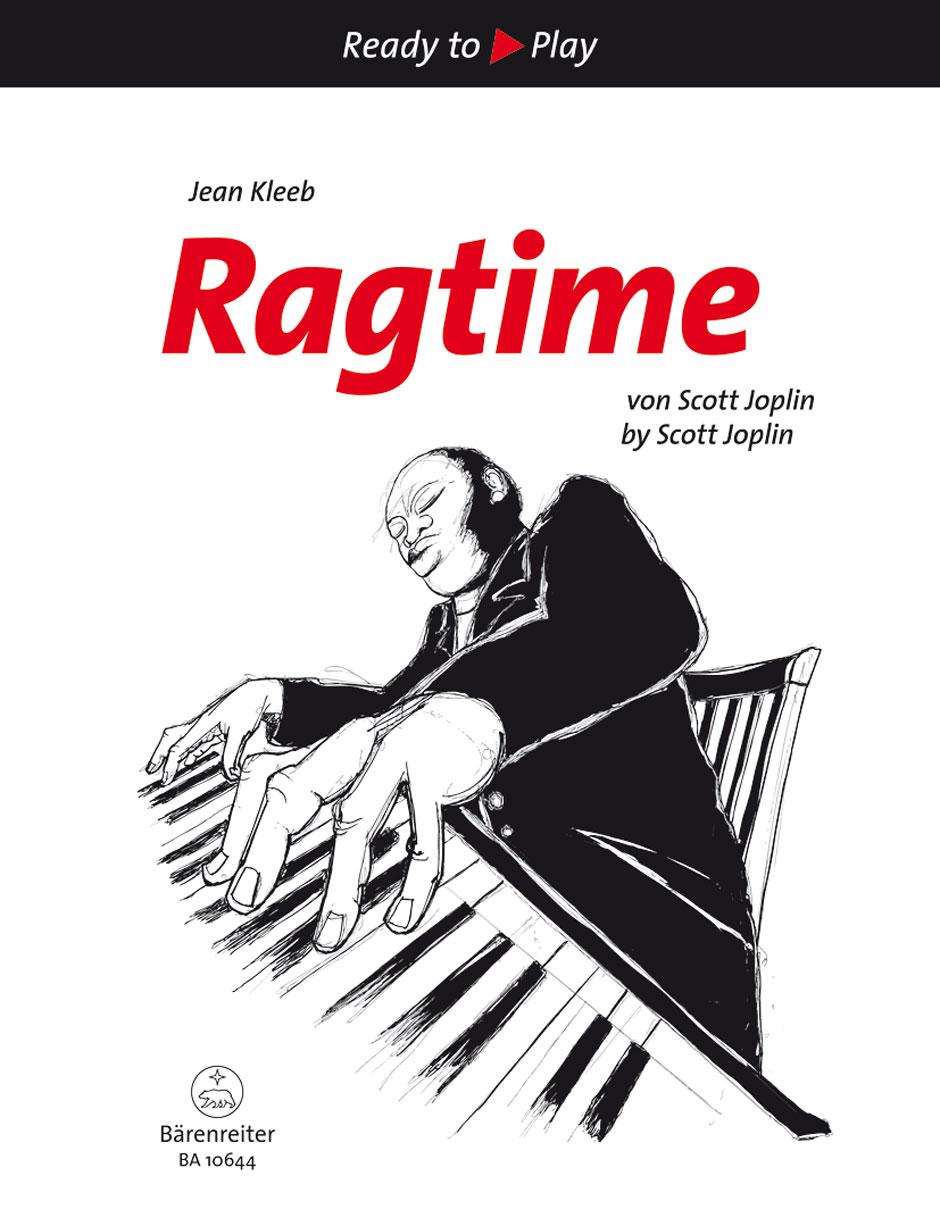 Jean Kleeb - Ragtime By Scott Joplin - Piano