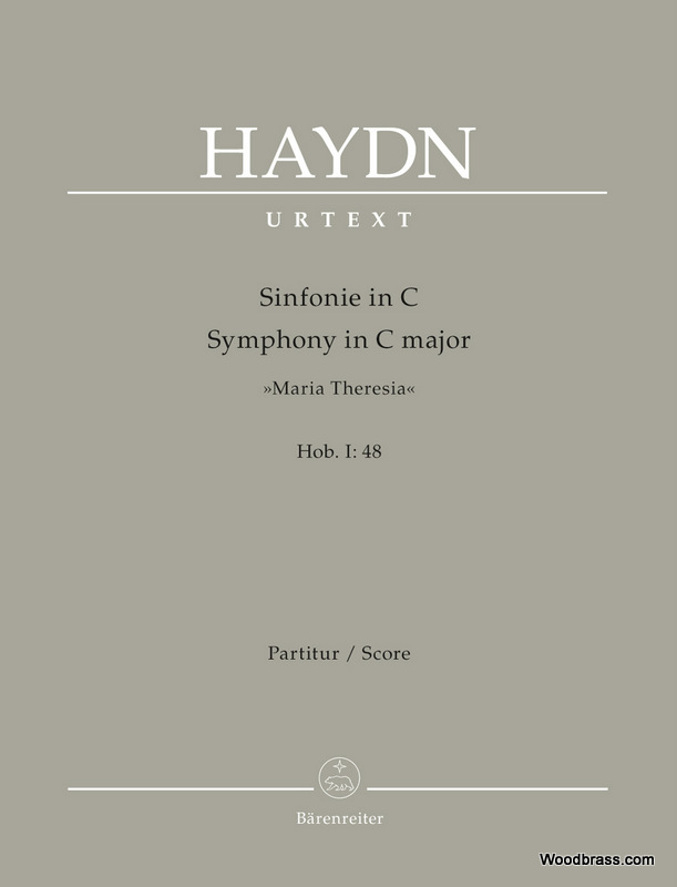 HAYDN J. - SYMPHONY IN C MAJOR