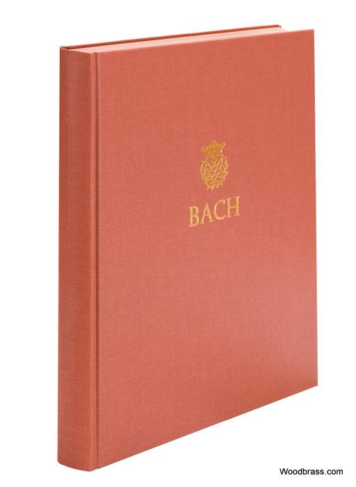 Bach J.s. - Vier Ouverturen (orchestersuiten) - Conducteur