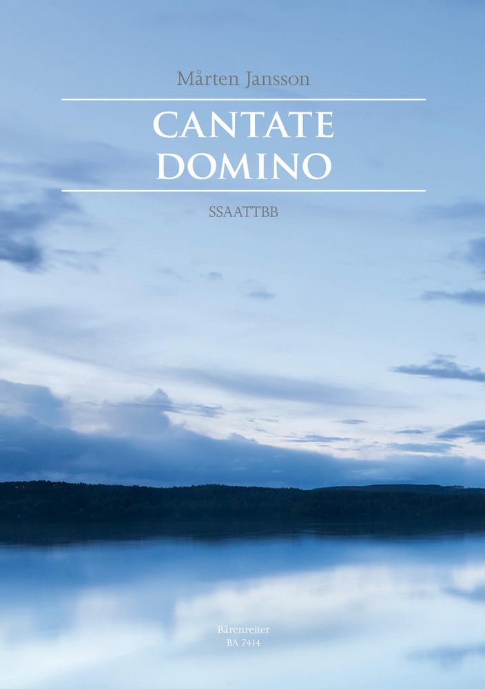 Jansson Marten - Cantate Domino - Ssaattbb