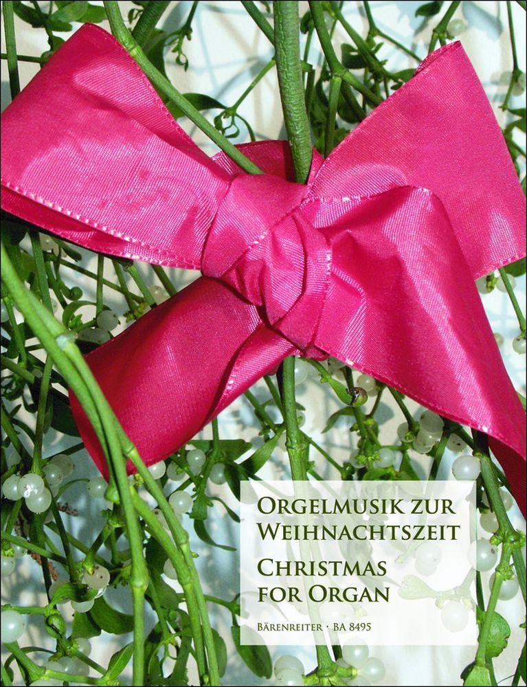 Orgel Musik Sur Weihnachtszeit - Orgue