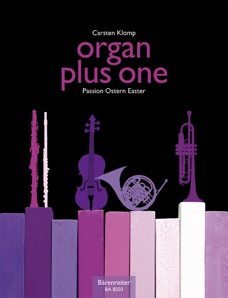 KLOMP C. - ORGAN PLUS ONE - PASSION EASTER