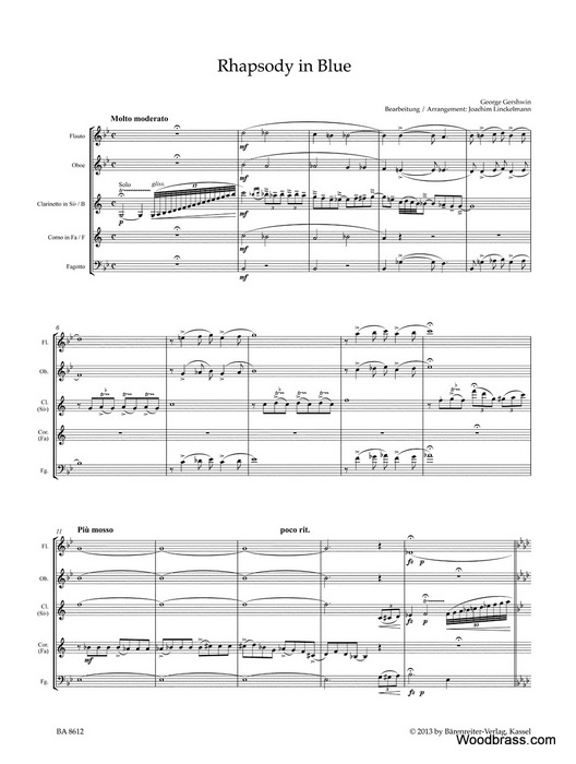 Sheet Music : Gershwin G.