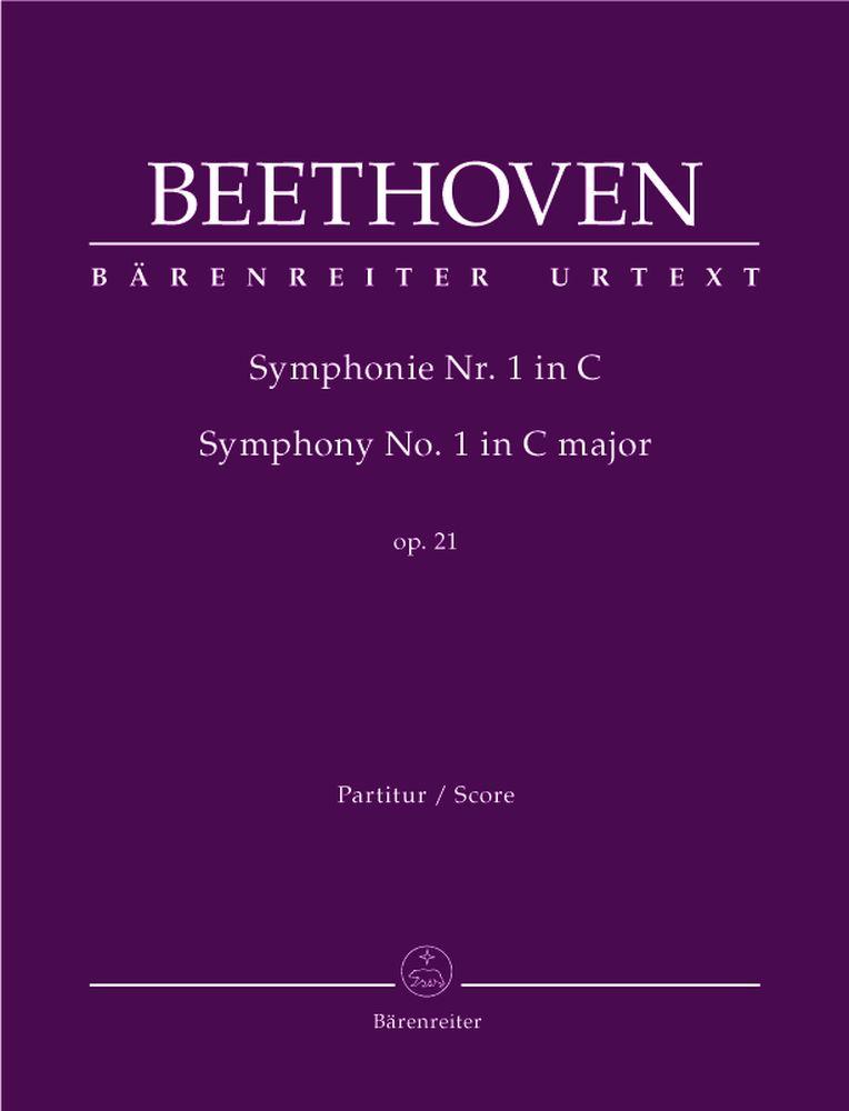 Beethoven L.van - Symphonie N°1 En Do Majeur Op.21 - Conducteur