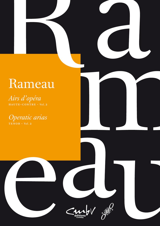 Rameau J.-ph. - Airs D'operas - Tenor Vol.2