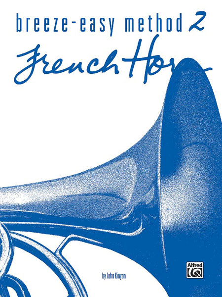 BREEZE EASY BOOK 2 - FRENCH HORN