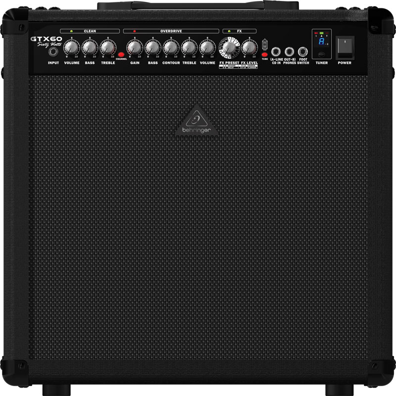 Bugera Gtx60 Ampli Guitare 60 W