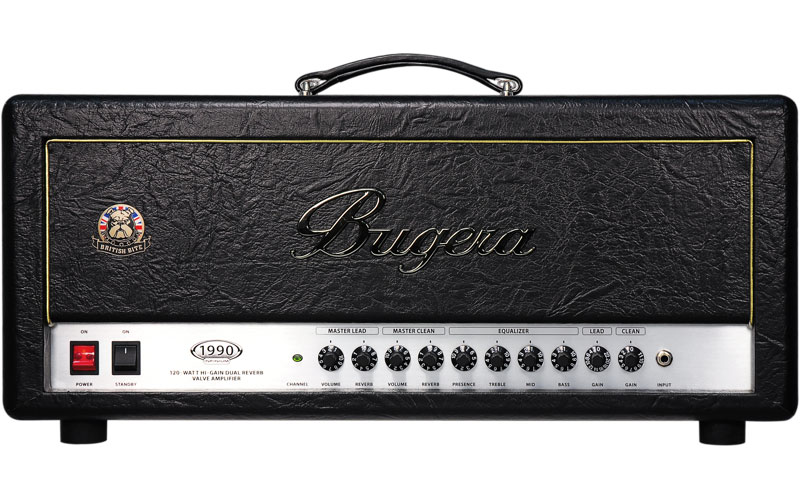 Bugera 1990 Infinium Tete  Ampli  Guitare Electrique 120w  Avec Reverbe