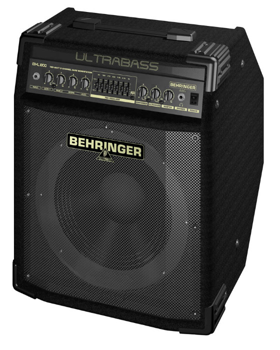 Behringer Bxl1800 Ultrabass