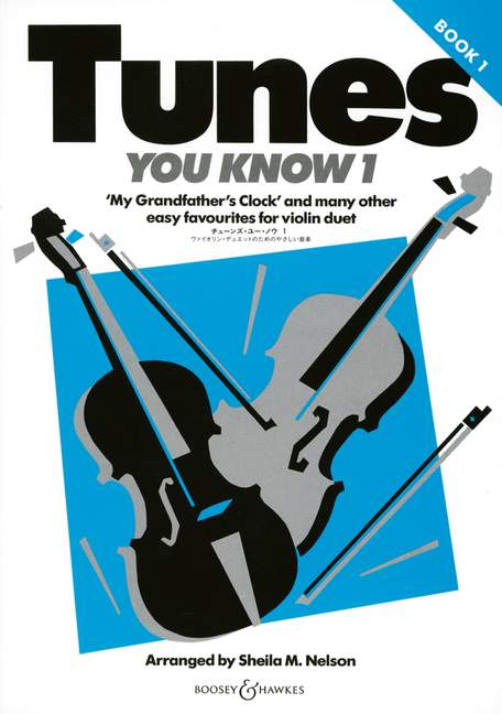 TUNES YOU KNOW VOL. 1 - 2 VIOLINS
