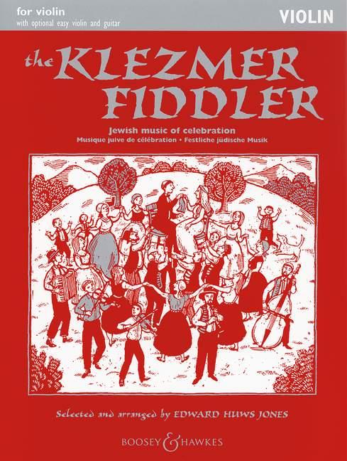 The Klezmer Fiddler - Violin , Guitar Ad Lib.