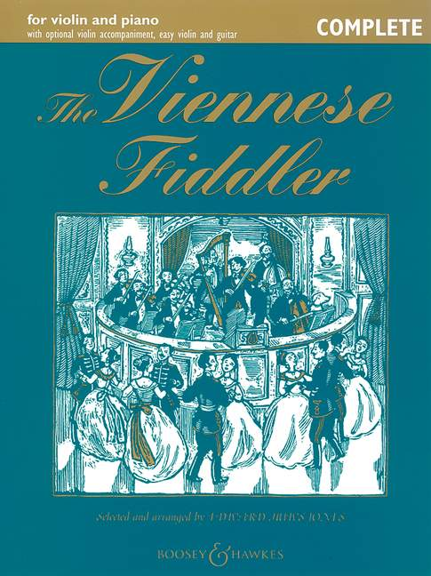 The Viennese Fiddler - Violin  And Piano, Guitar Ad Lib.