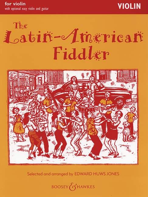 The Latin-american Fiddler - Violin , Guitar Ad Lib.