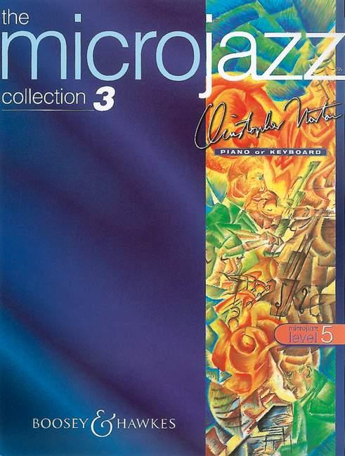 Norton Christopher - The Microjazz Collection   Vol. 3 - Piano