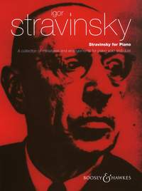 Stravinsky For Piano