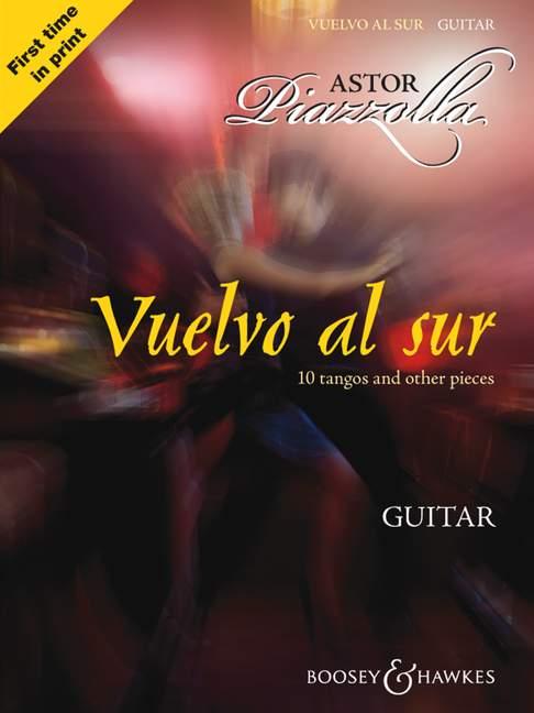 Piazzola Astor - Vuelvo Al Sur - Guitar