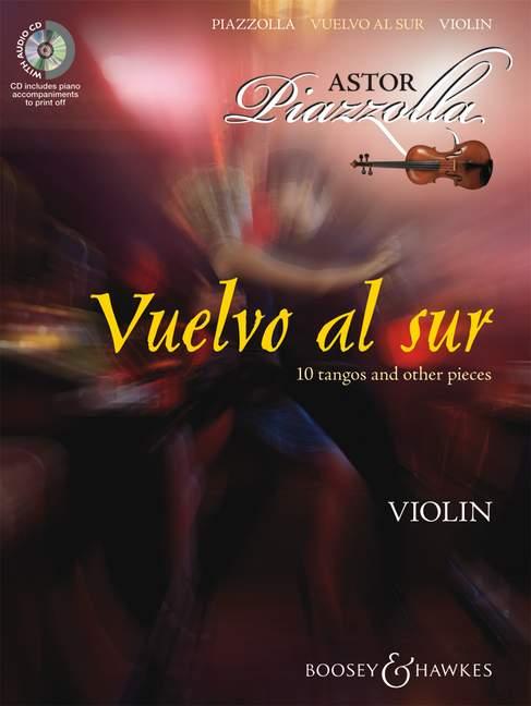 Piazzola Astor - Vuelvo Al Sur - Violin And Piano