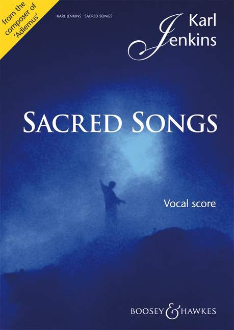 Jenkins Karl - Sacred Songs - Mixed Choir  And Organ