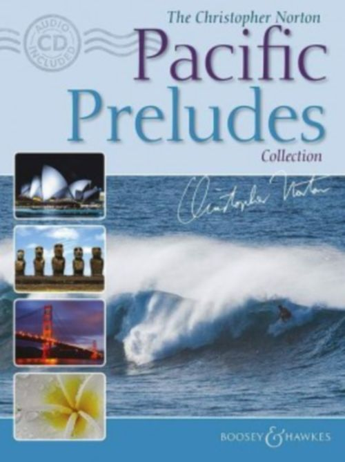 The Christopher Norton Pacific Preludes Collection - Piano