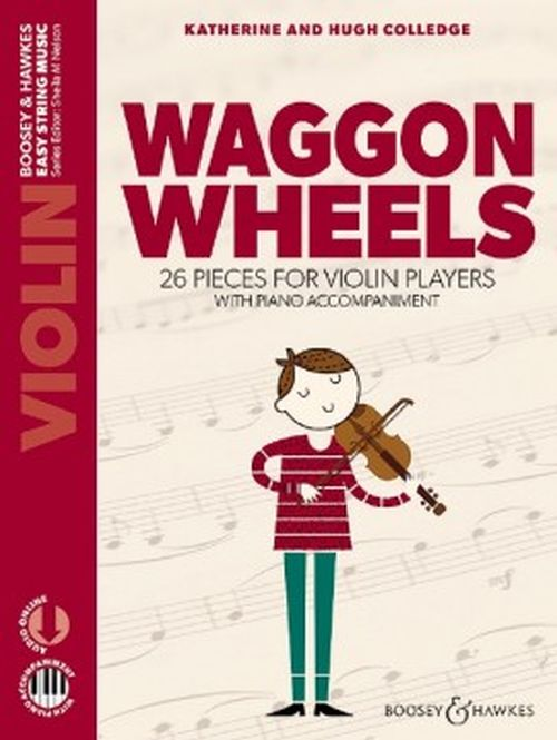 Colledge K. and H. - Waggon Wheels - Violon, Acc. Piano