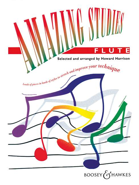 Boosey hawkes amazing studies flute