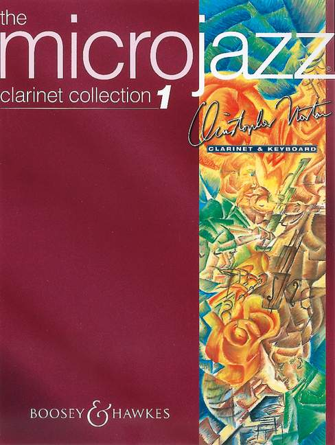 Norton Christopher - Microjazz Clarinet Collection Vol. 1 - Clarinet And Piano