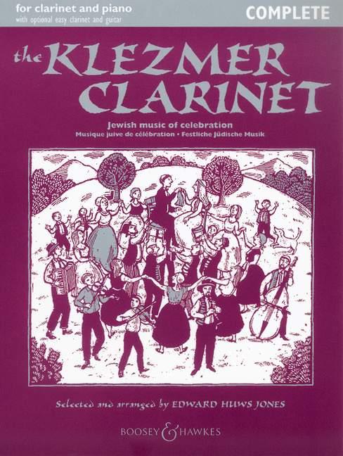 Huws Jones E. - The Klezmer Clarinet