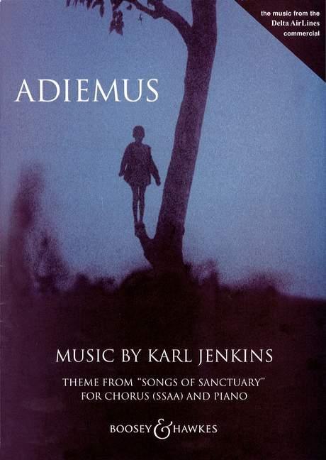 Jenkins Karl - Adiemus - Female Choir , Recorder And Piano