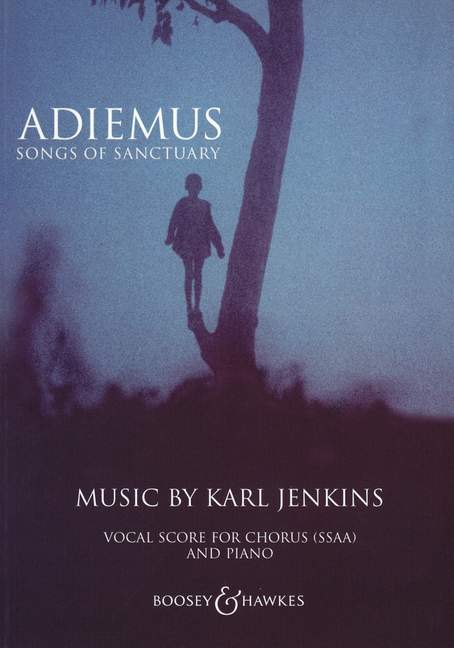 JENKINS K. - ADIEMUS, SONGS OF SANCTUARY - WOMEN'S CHOIR, RECORDER, STRINGS AND PERCUSSION