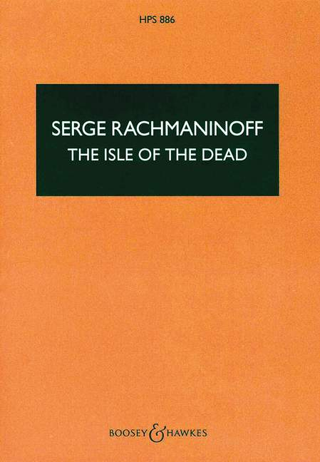 RACHMANINOV S.W. - THE ISLE OF THE DEAD OP. 29 - ORCHESTRA