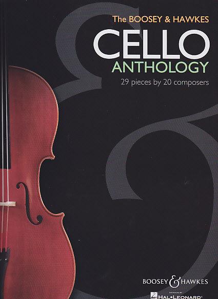 Cello Anthology - Violoncelle, Piano