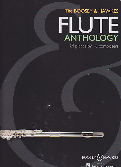 & Hawkes Flute Anthology - Flute, Piano