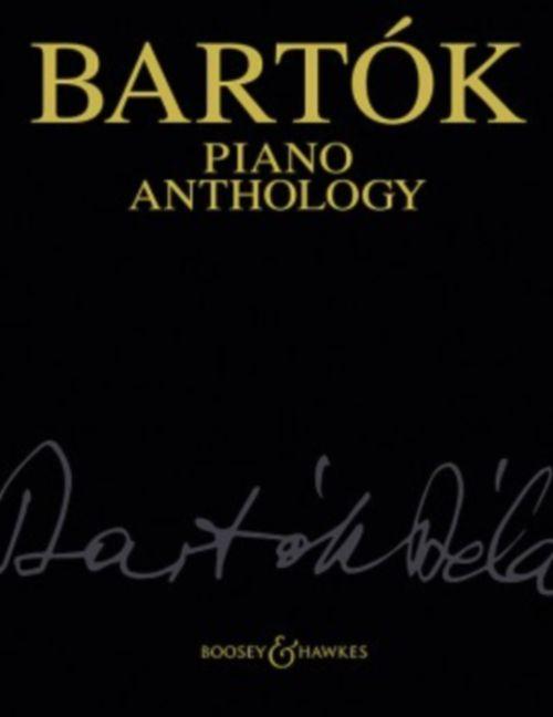 Bartok Bela - Piano Anthology
