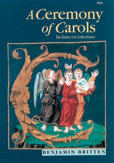 Britten B. - A Ceremony Of Carols Op.28