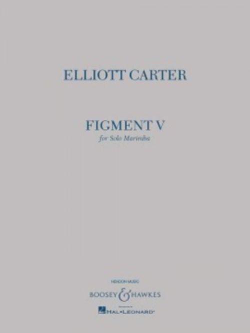 Carter Elliott - Figment V - Solo Marimba