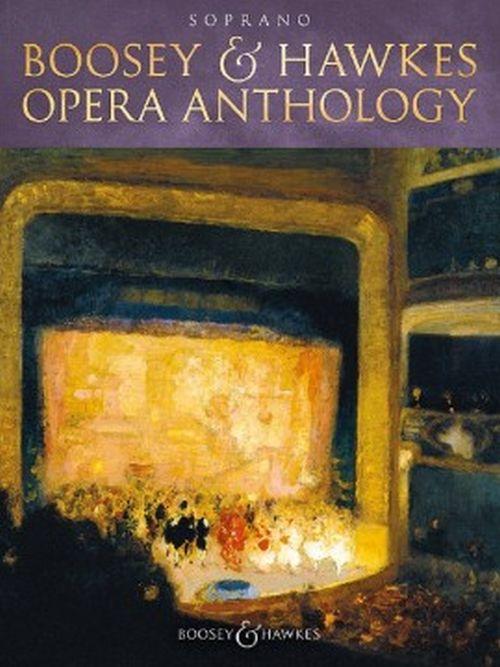 Opera Anthology - Soprano