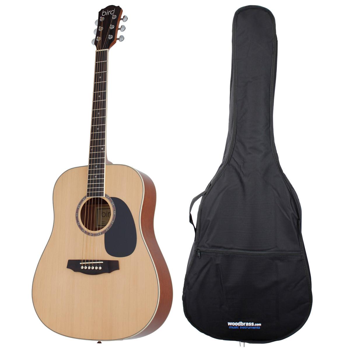 Brighton dg1 nl housse guitar buy online free for Housse guitare folk