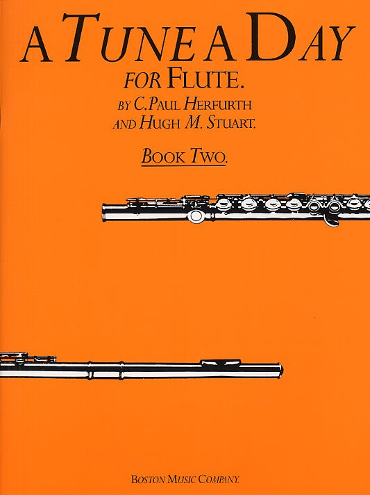 HERFURTH C. PAUL - A TUNE A DAY - FLUTE, BOOK 2 - FLUTE