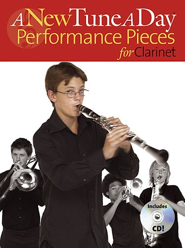 A New Tune A Day Performance Pieces- Clarinet