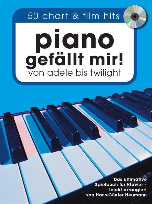 Piano Gefaellt Mir Songbook + Cd - Piano Solo
