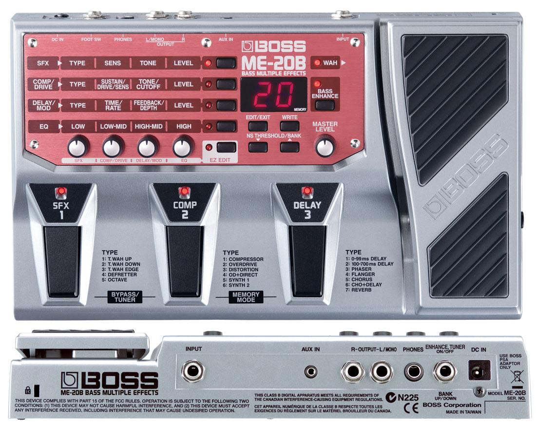 Boss Me-20b