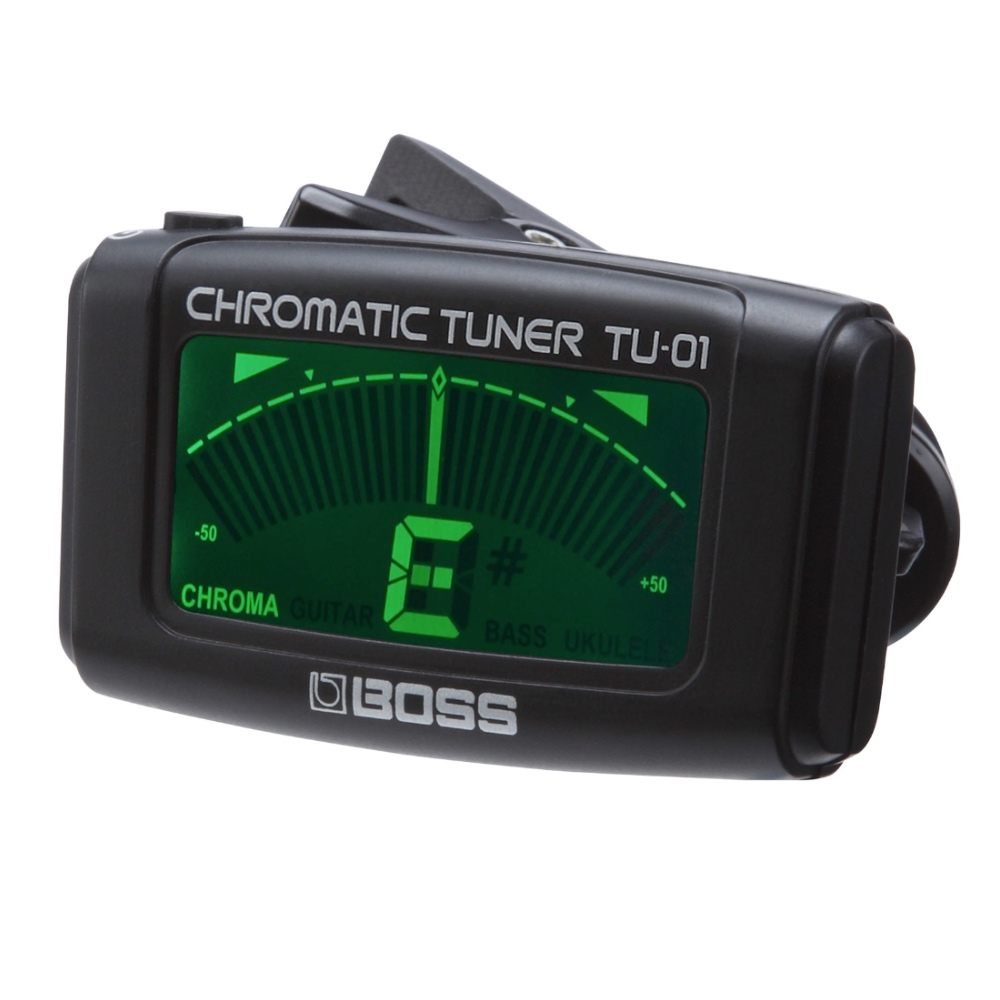 LCD Clip-on Numérique Guitare Accordeur Guitare Tuner ...