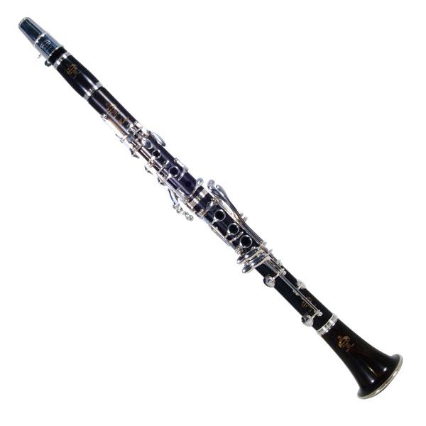 Buffet crampon - clarinette sib professionnelle vintage